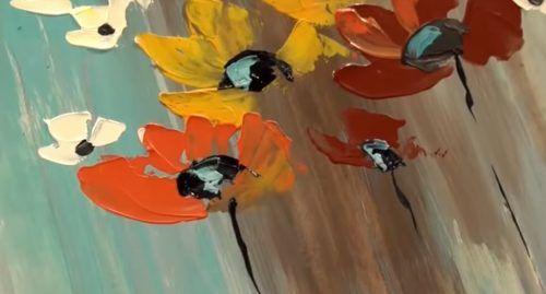 cuadros y pinturas de flores (florales)