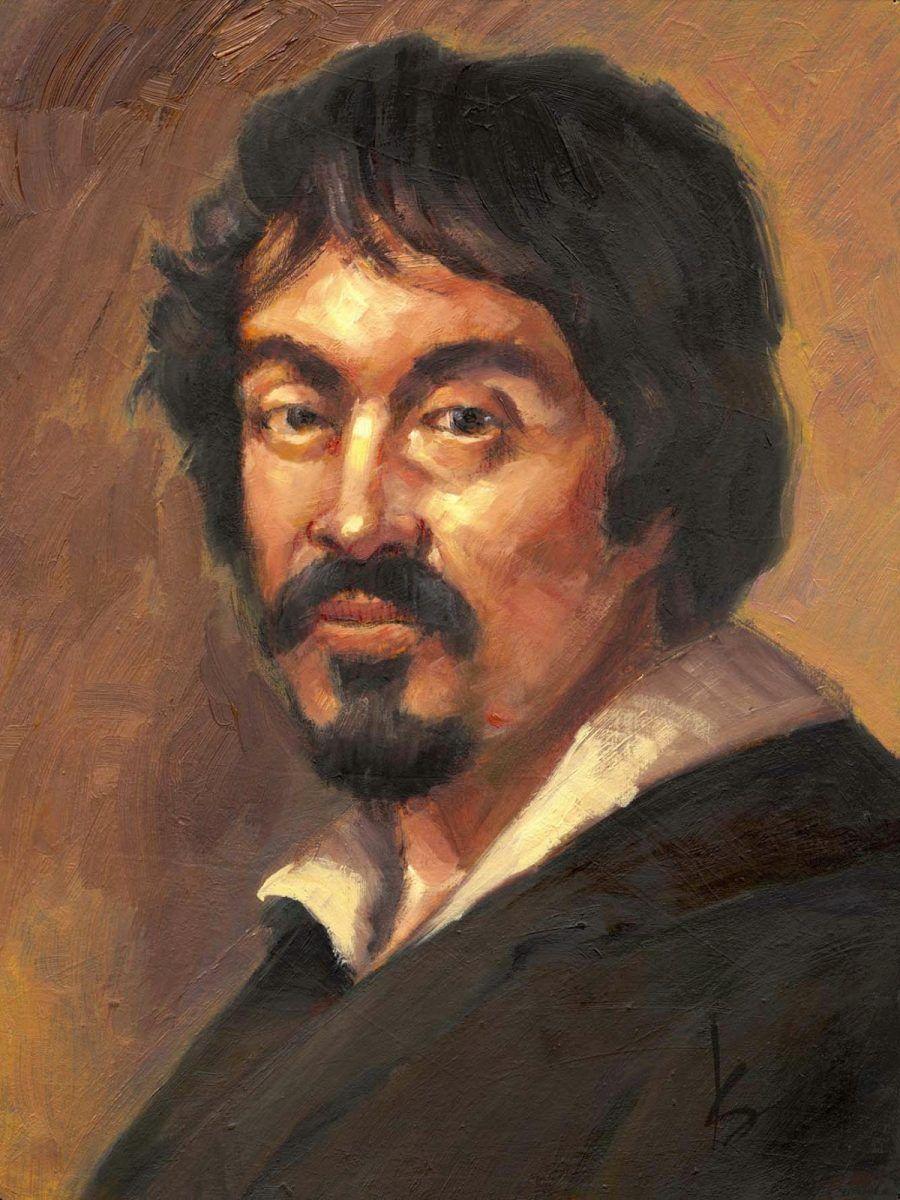 Cuadros de Michelangelo Merisi da Caravaggio