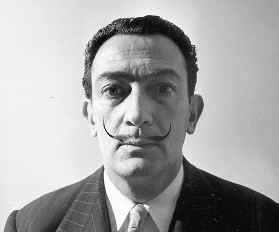 Cuadros de Salvador Dalí