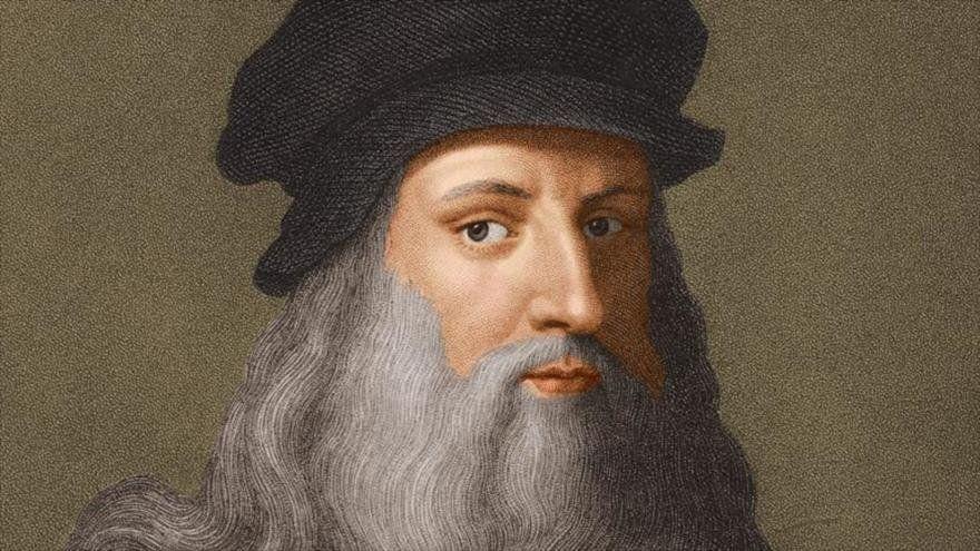 cuadros de Leonardo Da Vinci