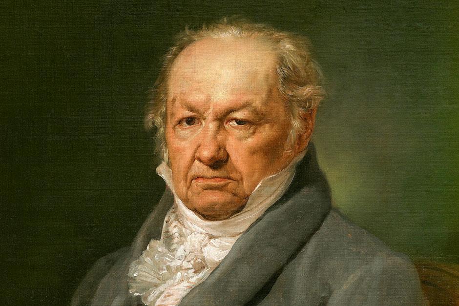 cuadros de Francisco de Goya
