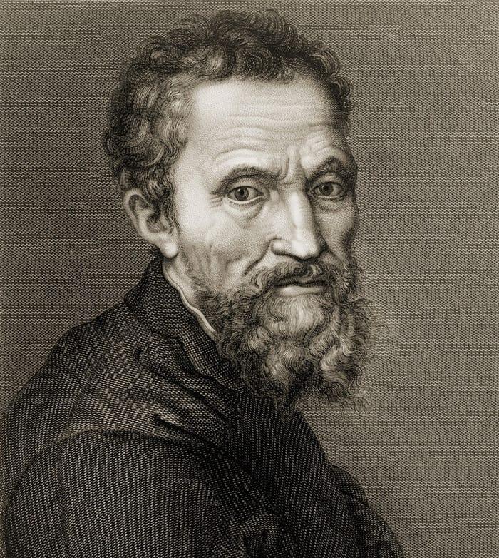 Cuadros de Miguel Ángel (Michelangelo)