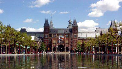 Museo Nacional de Amsterdam (Rijksmuseum)