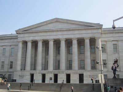 Museo Smithsoniano de Arte Americano