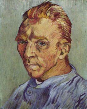 Retrato del artista sin barba